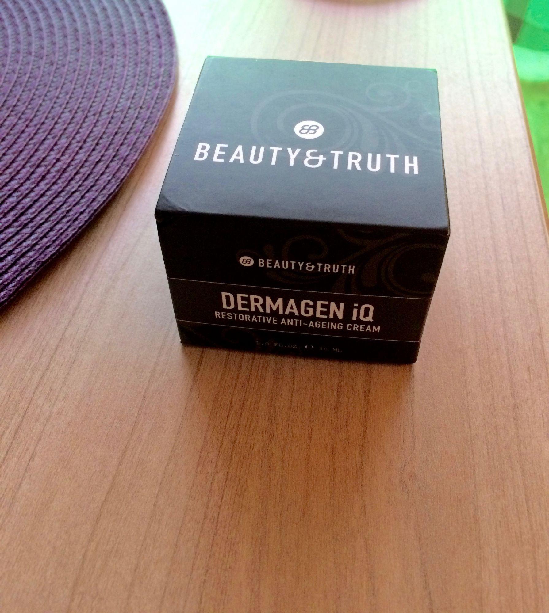 troc et vente de dermagen iq de beauty truth beaut sur trocmebaby. Black Bedroom Furniture Sets. Home Design Ideas